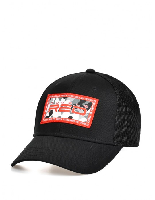 Camo Trademark Collection Cap Black