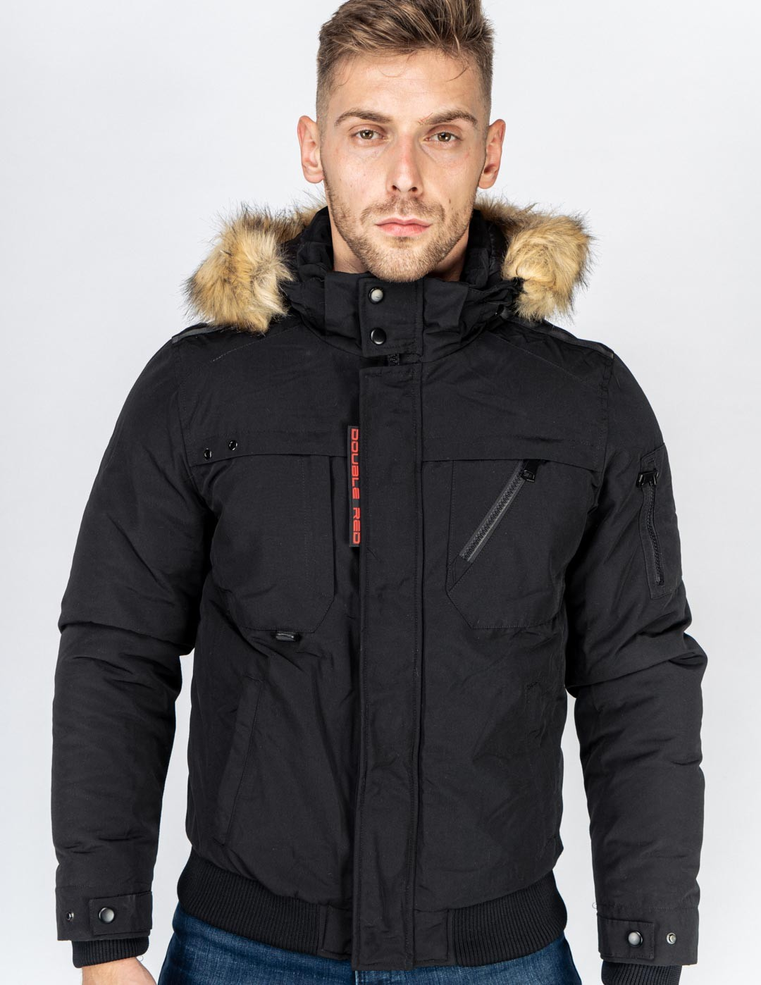 AERO Winter Jacket Black
