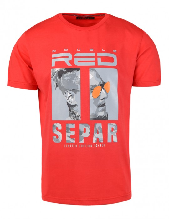 Limited Edition SEPAR T-Shirt Red