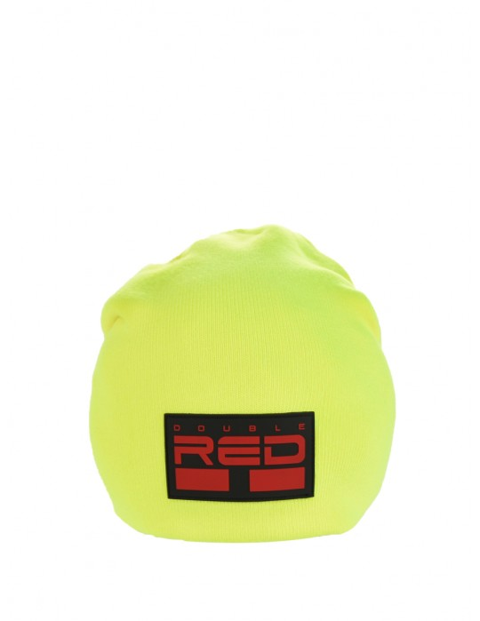 DNA RED BEANIE Yellow
