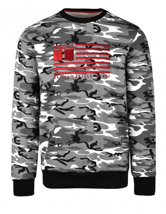 United Cartels Of Red UCR B&W Sweatshirt