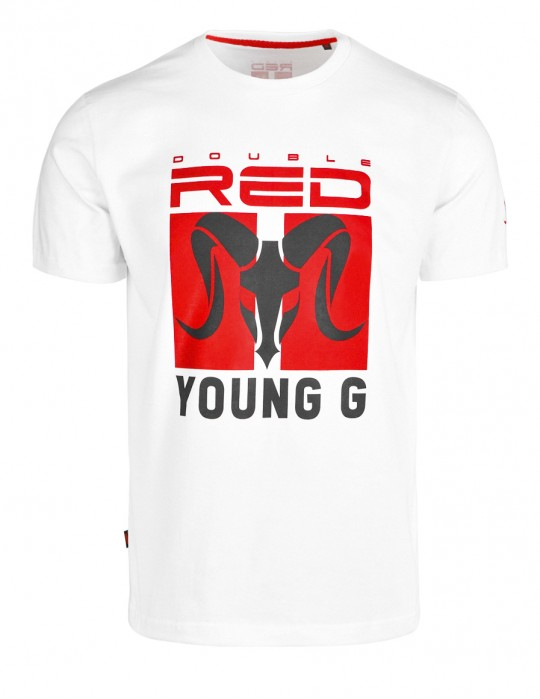Limited Edition YOUNG G T-shirt WHITE