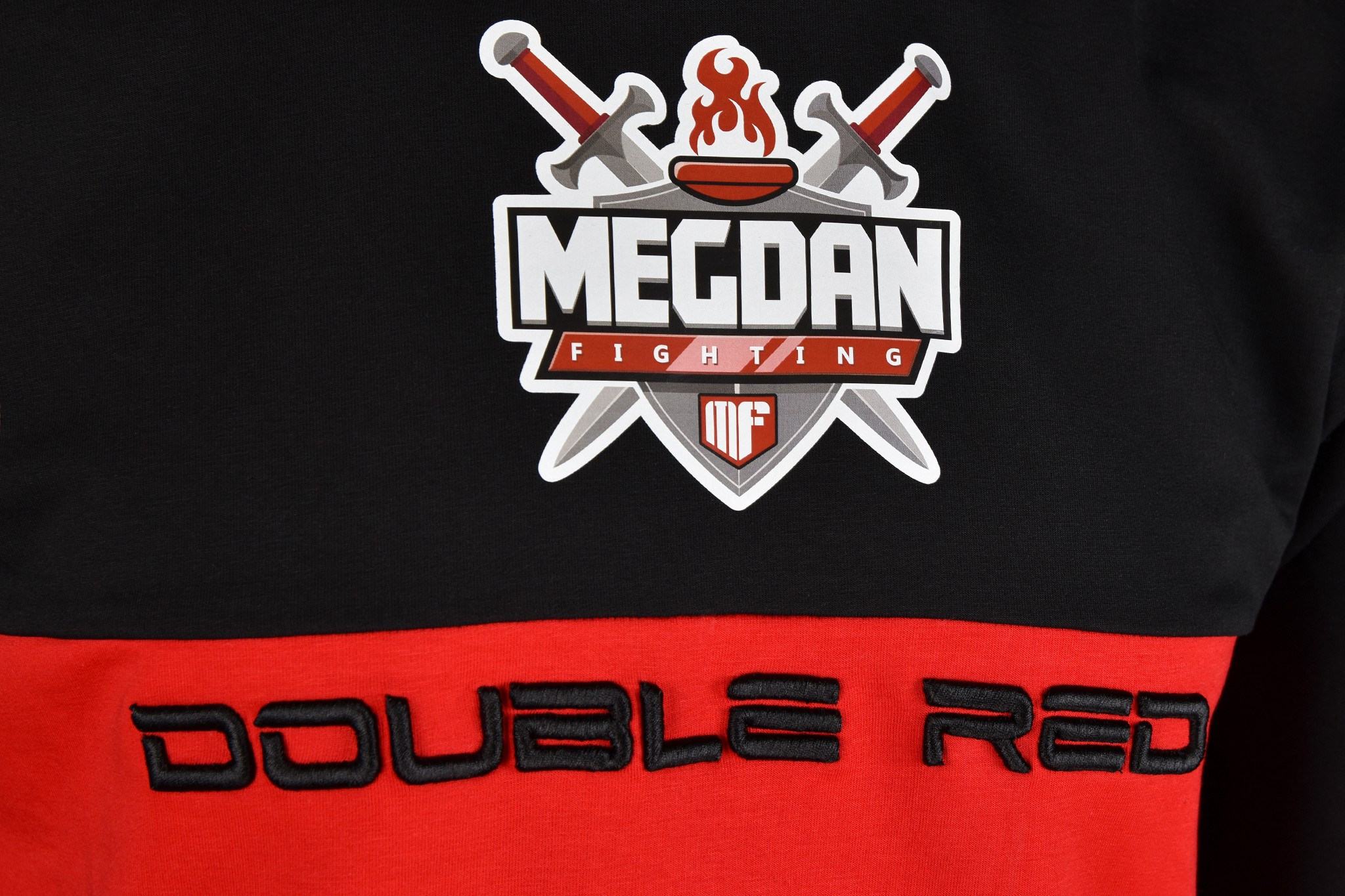 Sweatshirt MMA RULES Megdan Fighting