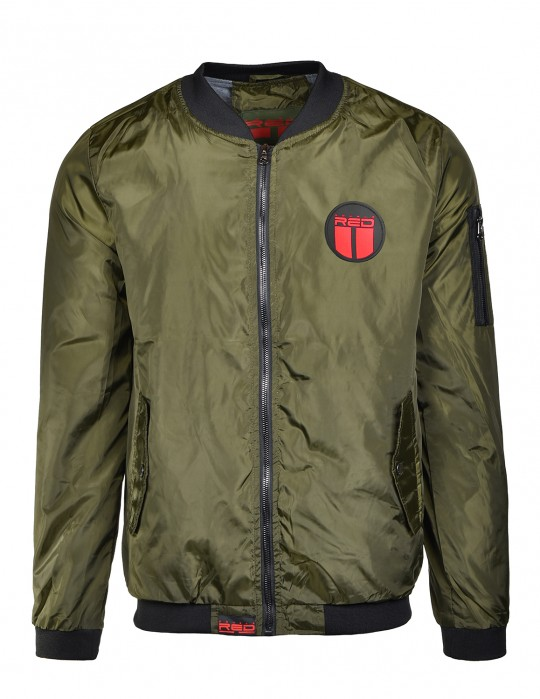 GLORIOUS Fly Jacket Olive